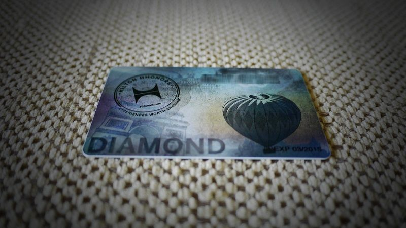 HHonors DIAMOND VIP 2