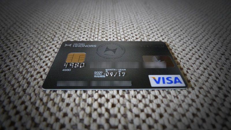 Hilton VISA Platinum5