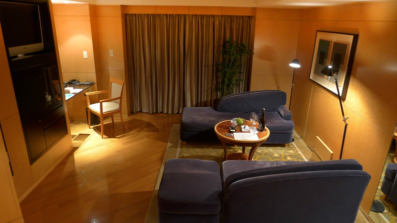 GRAND HYATT FUKUOKA GRAND SUITE KING 40