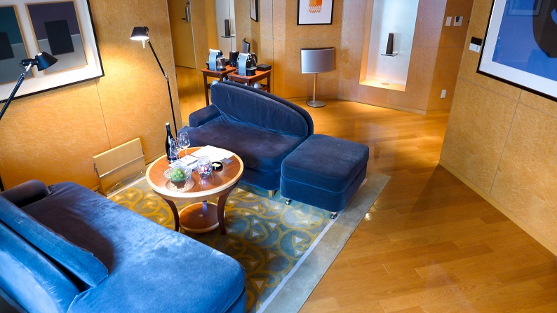 GRAND HYATT FUKUOKA GRAND SUITE KING 5
