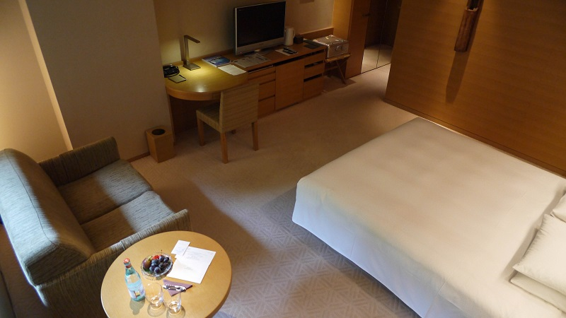 HYATT REGENCY KYOTO DELUXE KING 10