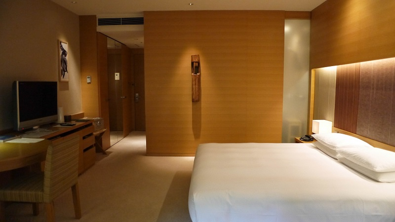 HYATT REGENCY KYOTO DELUXE KING 11