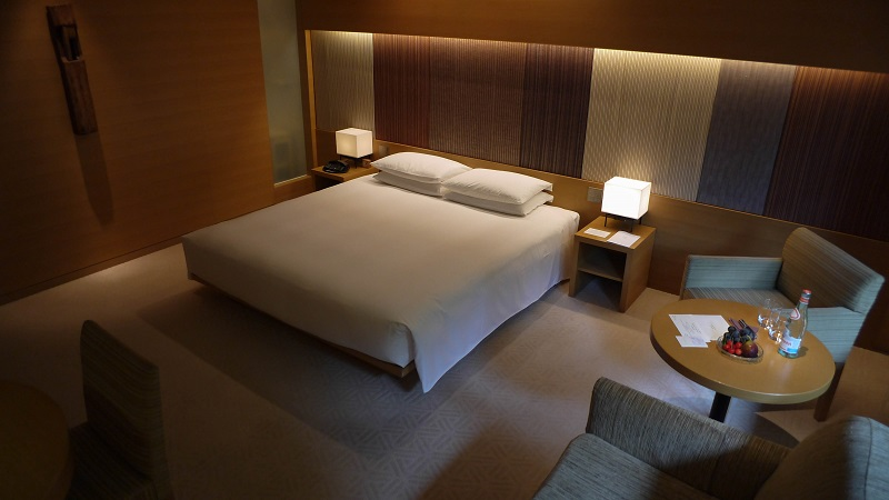 HYATT REGENCY KYOTO DELUXE KING 12