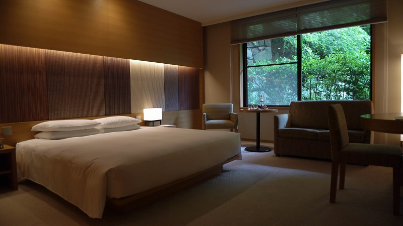 HYATT REGENCY KYOTO DELUXE KING 8