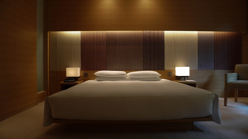 HYATT REGENCY KYOTO DELUXE KING 9