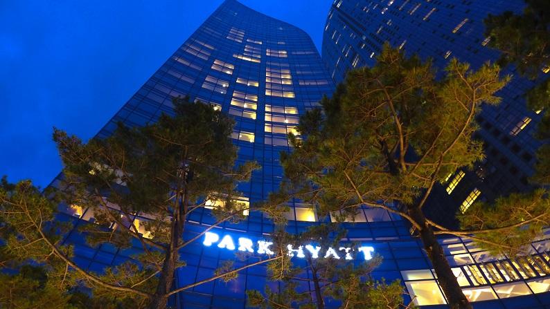 PARK HYATT BUSAN PARK EXECTIVE SUITE 1-2