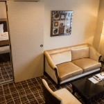 DOUBLETREE HILTON SUITE ROOM KING 201310 22