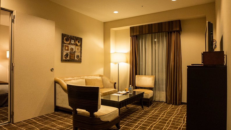 DOUBLETREE HILTON SUITE ROOM KING 201310 42