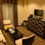 DOUBLETREE HILTON SUITE ROOM KING 201310 44