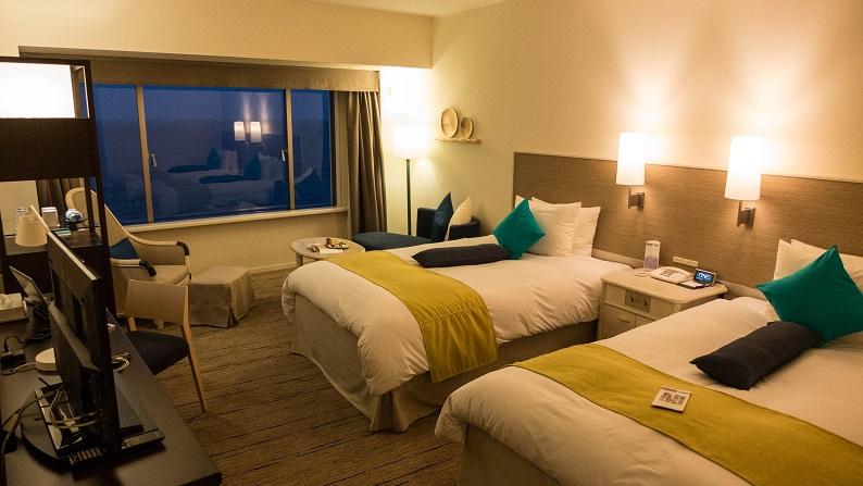 ANA Holiday Inn Miyazaki 2013011 31