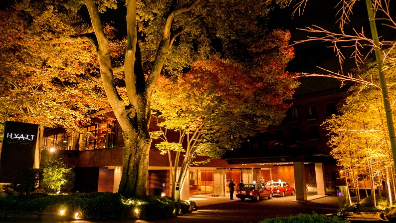 HYATT REGENCY KYOTO 201311 17