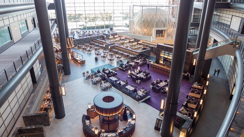 Hilton Seahawk panoramic suite 201401 36