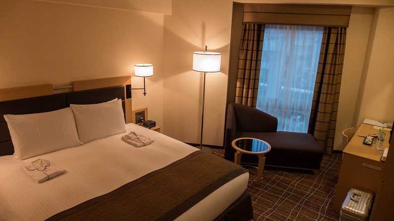 Double Tree By Hilton Naha Guest Room King 201402 6