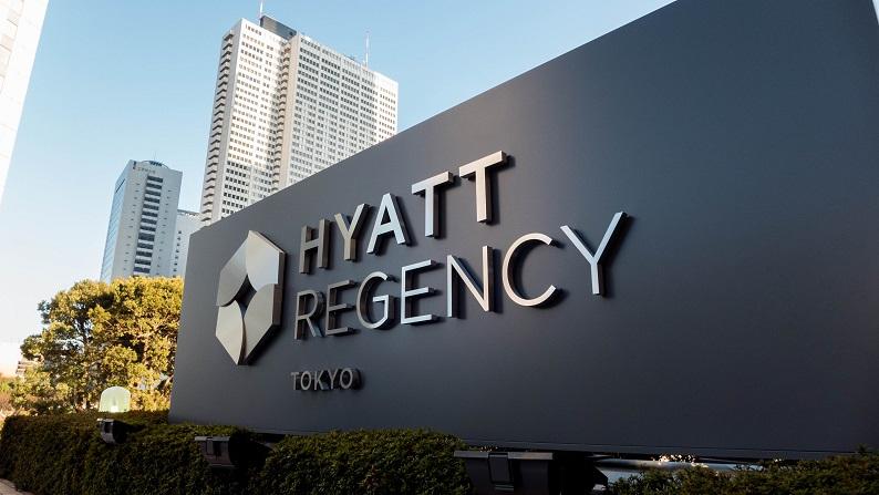 HYATT REGENCY TOKYO Club Twin 201402 1