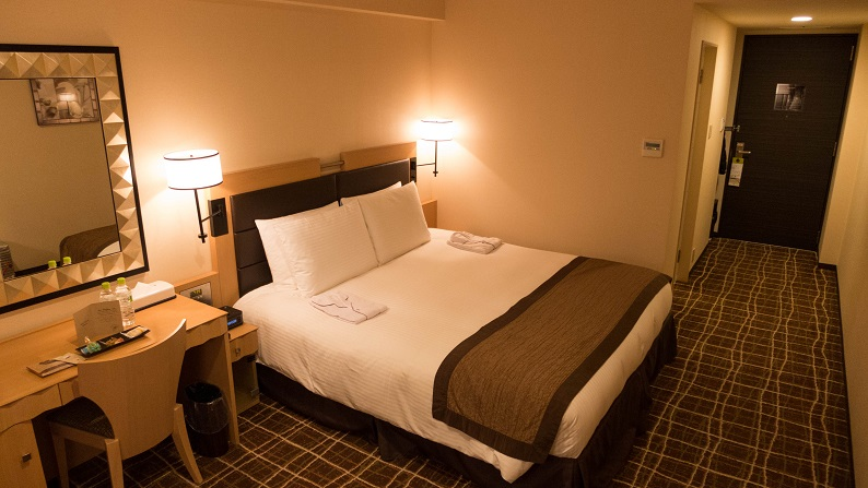 Double Tree By Hilton Naha Guest Room King 201403 10