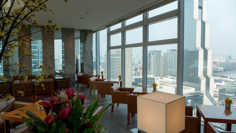 PARK HYATT Seoul Park Suite King 16