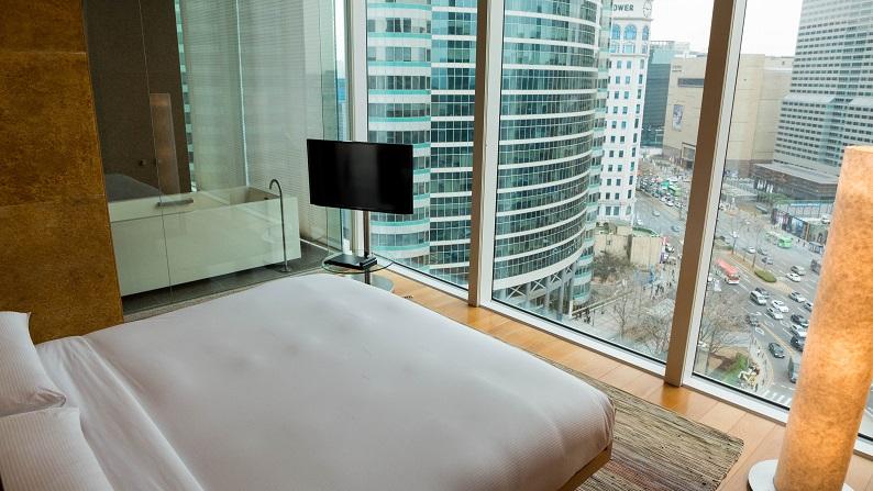 PARK HYATT Seoul Park Suite King 28