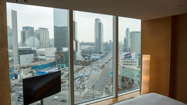 PARK HYATT Seoul Park Suite King 33