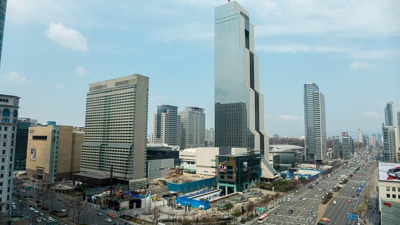 PARK HYATT Seoul Park Suite King 61