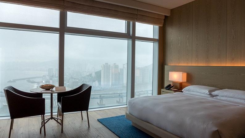 Park Hyatt Busan Ocean View King 201405 12
