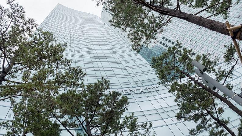Park Hyatt Busan Ocean View King 201405 2