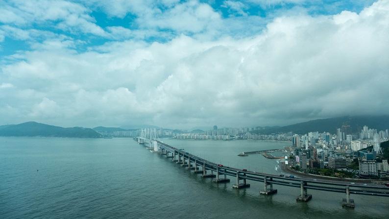 Park Hyatt Busan Ocean View King 201405 38