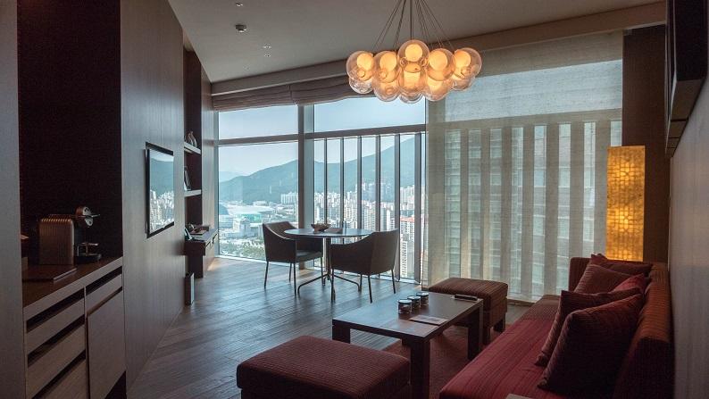 Park Hyatt Busan Park Suite Twin 201406 19