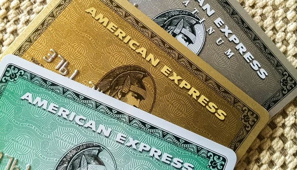 amex cards