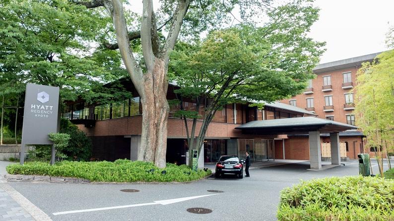 HYATT Regency Kyoto Deluxe Balcony Twin 201407 2