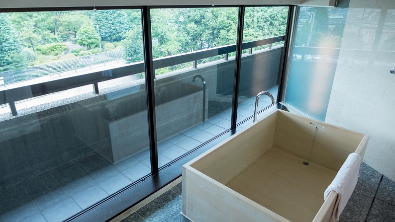 HYATT Regency Kyoto Deluxe Balcony Twin 201407 33