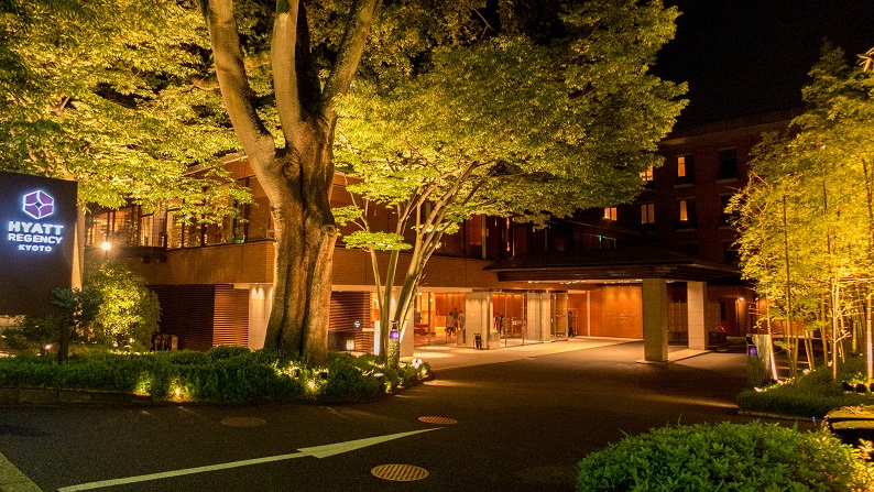 HYATT Regency Kyoto Deluxe Balcony Twin 201407 41