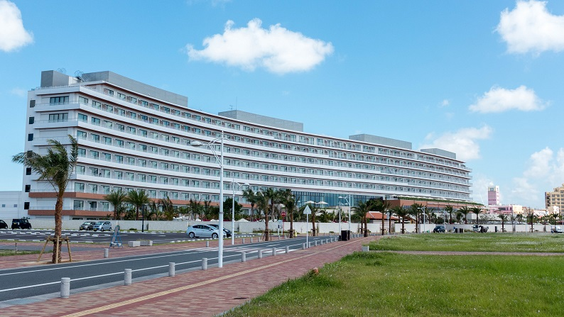 Hilton Okinawa Chatan Resort Executive Ocean View King 201407 1