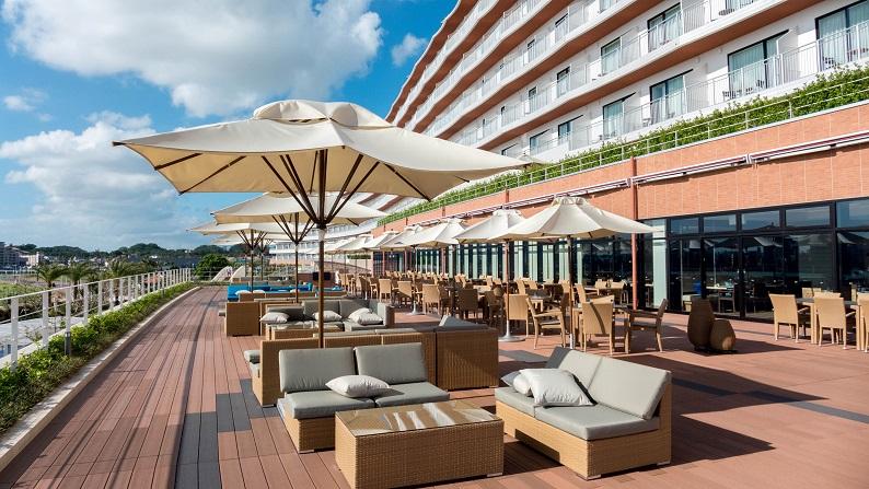 Hilton Okinawa Chatan Resort Executive Ocean View King 201407 69