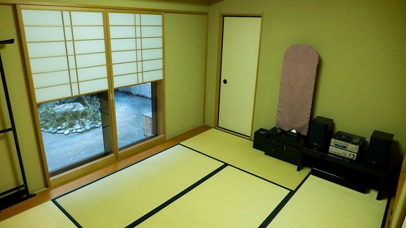GRAND HYATT FUKUOKA JAPANESE SUITE2 201408 27