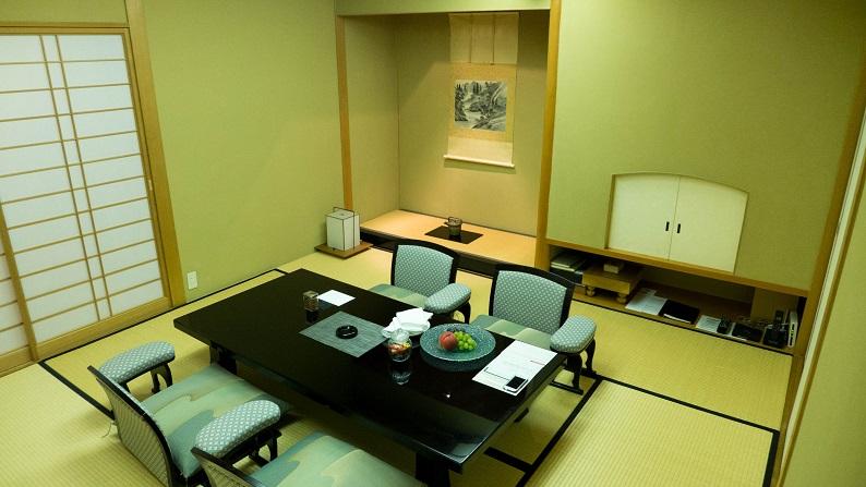 GRAND HYATT FUKUOKA JAPANISE SUITE2 201408 16