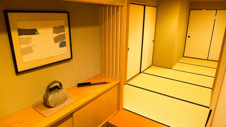 GRAND HYATT FUKUOKA JAPANISE SUITE2 201408 9