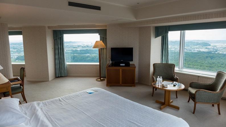 Sheraton Grande Ocean Resort Executivedouble  201408 17