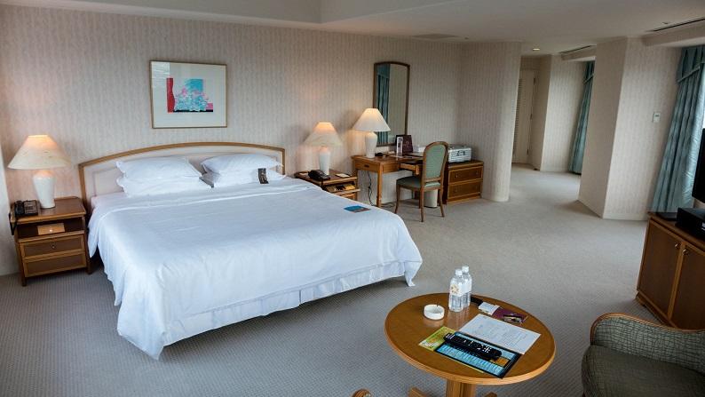 Sheraton Grande Ocean Resort Executivedouble  201408 18