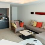 Hilton Okinawa Chatan twin onebedroom suite 201409 12