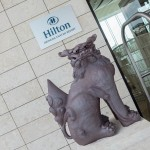 Hilton Okinawa Chatan twin onebedroom suite 201409 2