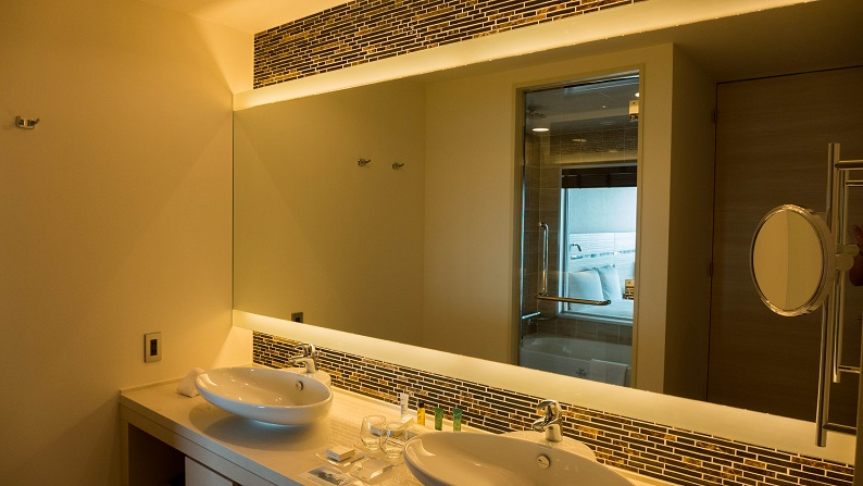 Hilton Okinawa Chatan twin onebedroom suite 201409 36