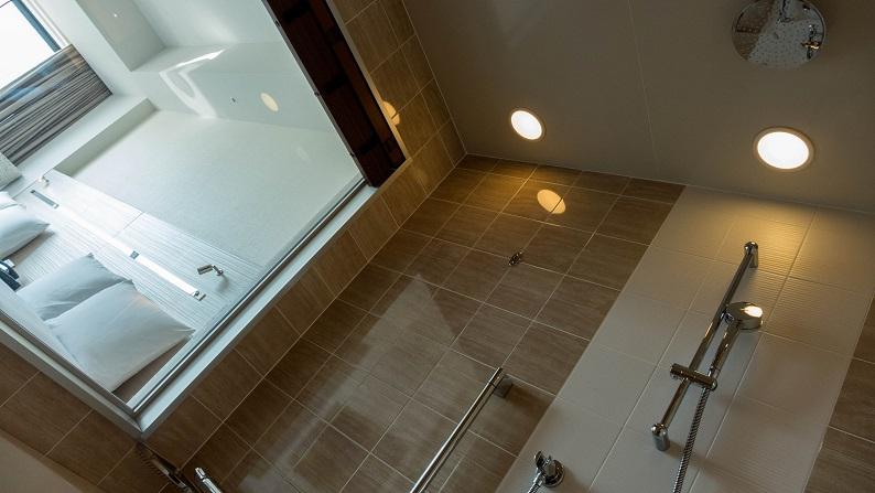 Hilton Okinawa Chatan twin onebedroom suite 201409 38