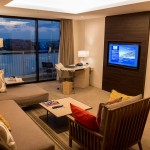 Hilton Okinawa Chatan twin onebedroom suite 201409 53