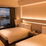 Hilton Okinawa Chatan twin onebedroom suite 201409 61