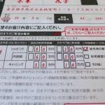 MI Ochoba Otokuisama Card Gold VISA  201410 12