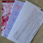 MI Ochoba Otokuisama Card Gold VISA  201410 2