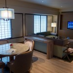 Hilton Osaka tower suite twin 201411 11