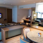 Hilton Osaka tower suite twin 201411 13