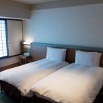 Hilton Osaka tower suite twin 201411 30