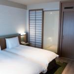 Hilton Osaka tower suite twin 201411 32